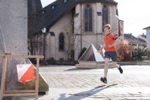 Sprint à St Julien en Genevois